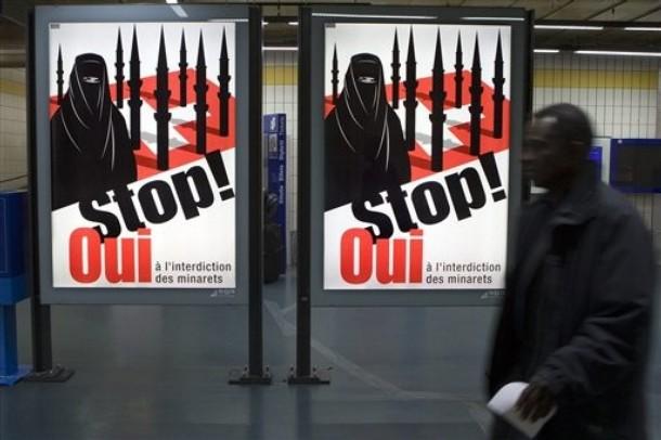 Switzerland Minaret Ban