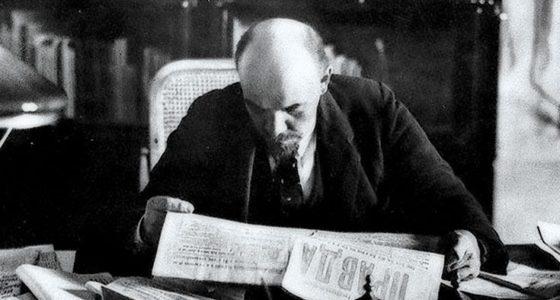 Lenin voor activisten
