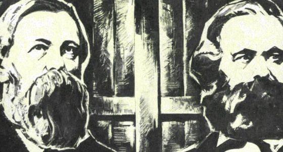 De Duitse ideologie van Marx en Engels