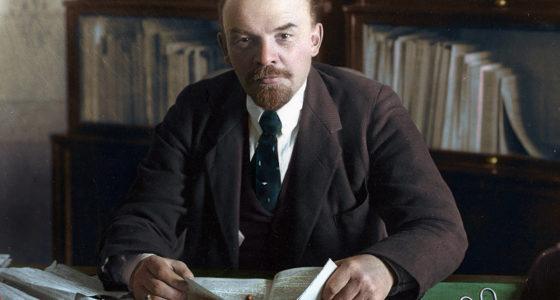 Lenins politieke economie