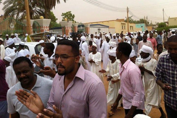 Bezuinigingen hebben in Sudan grootschalige protesten losgemaakt