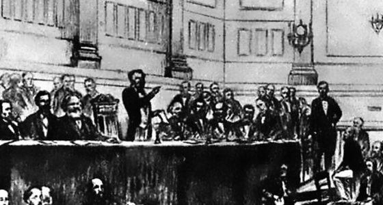 Voor de emancipatie van de werkende klassen: Opkomst en neergang van de Eerste Internationale