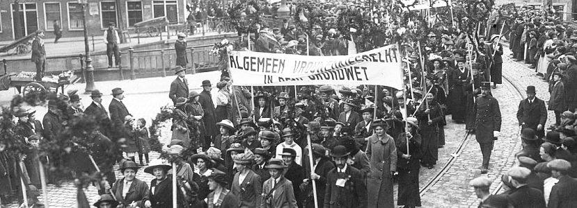 1914-1918: Nederlandse socialisten in de Eerste Wereldoorlog