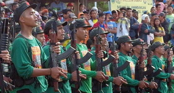 Boeren, arbeiders en guerrilla - De erosie van de Filipijnse communistische partij