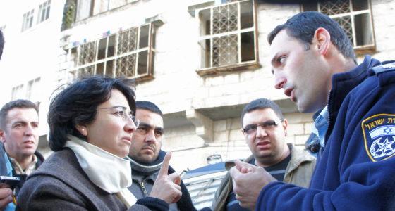 Palestina - Haneen Zoabi: 'Oslo is een obstakel voor rechtvaardige vrede'