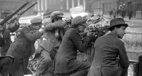 De revolutionaire traditie van Ierland