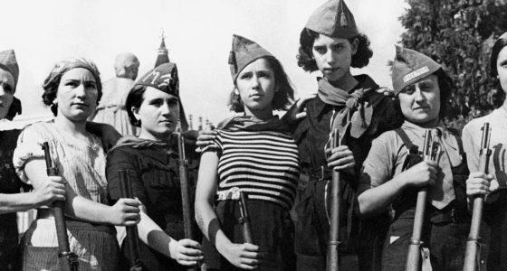 Spanje 1936: van oorlog naar revolutie