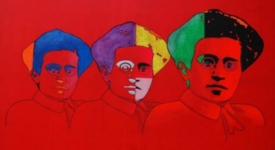 Gramsci en de Russische Revolutie