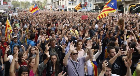 Socialistisch Catalonië zit vast tussen twee kwaden