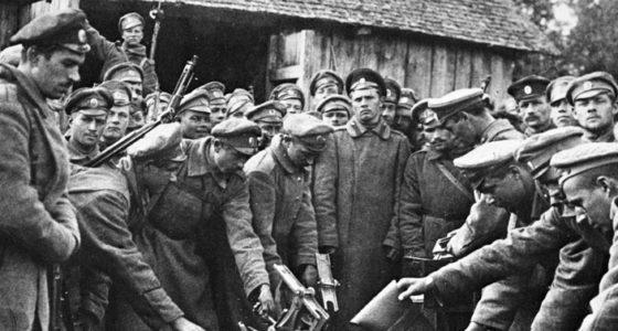 1917: Alle macht aan de sovjets!