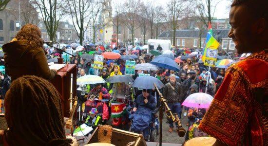 Oproep: de straat op tegen racisme en fascisme!