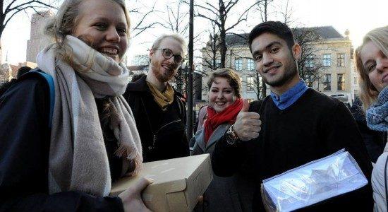 Weg met Fort Europa – voor een menselijk asielbeleid!