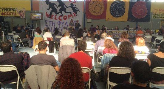 Keerfa-conferentie brengt Europese antiracisten samen