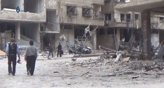 Syrië en het vraagstuk van linkse solidariteit
