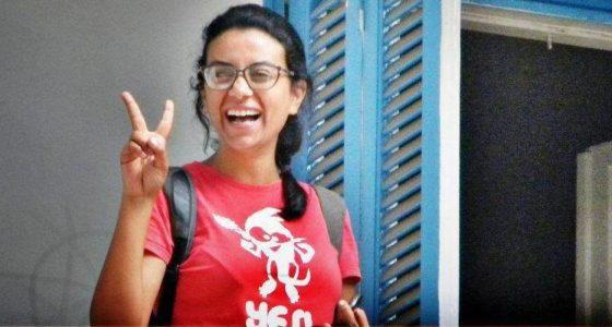 Mahienour al-Massry en Moatasem Medhat vrijgelaten in Egypte