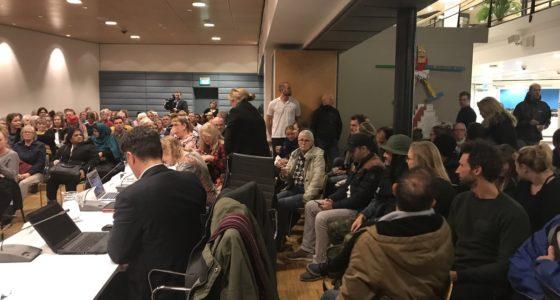 Amsterdam-Noord – 'Alles moet wijken voor het grote geld'