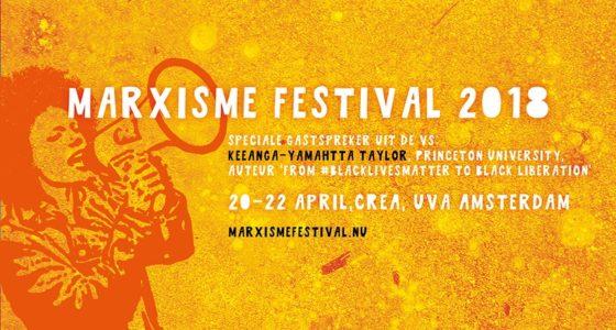 Marxisme Festival 2018