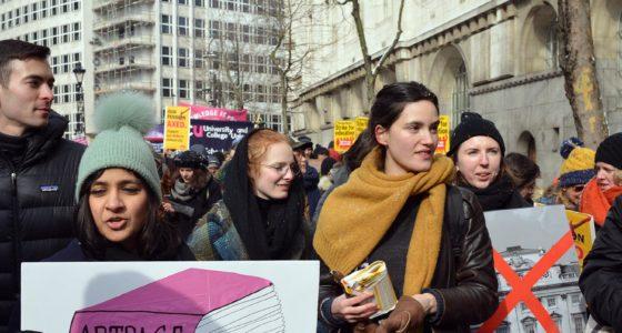 Grootschalige pensioenstrijd op Britse universiteiten