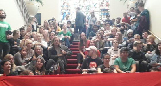 Overwinning voor internationale studenten in Groningen