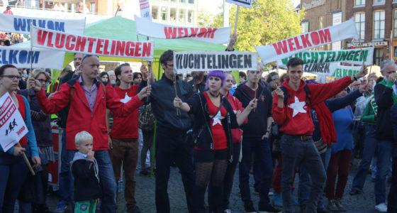 Solidariteit versus sociaal-chauvinisme