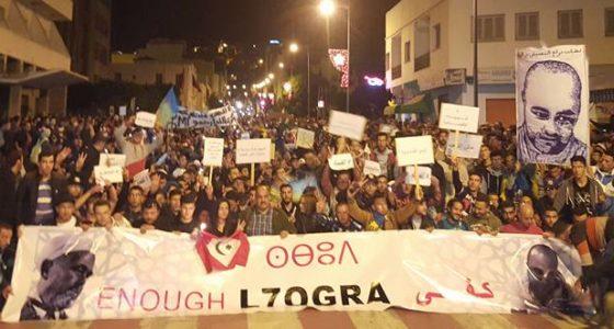 Solidair met de politieke gevangenen van Hirak!