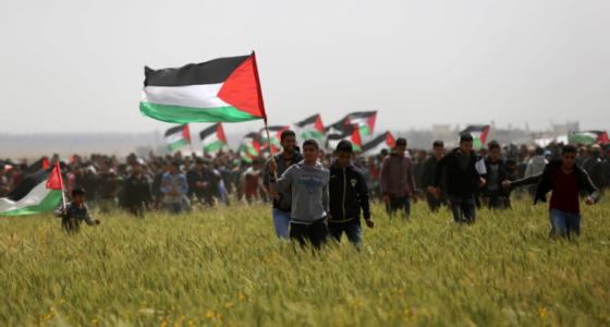 Gaza: de Grote Mars van de Terugkeer