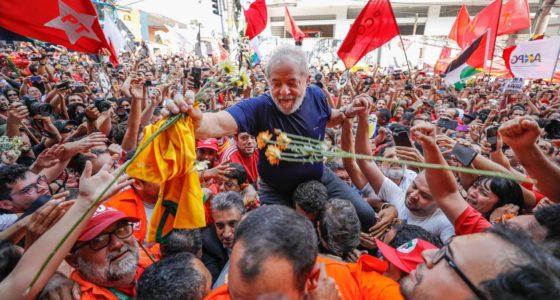 Links in Brazilië tegen autoritaire reactie