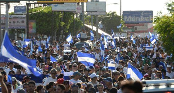 Nicaragua: 'dit is een volksopstand!'