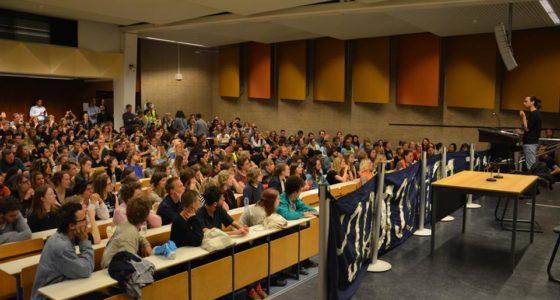 Night of Protest: woede broeit in het hoger onderwijs
