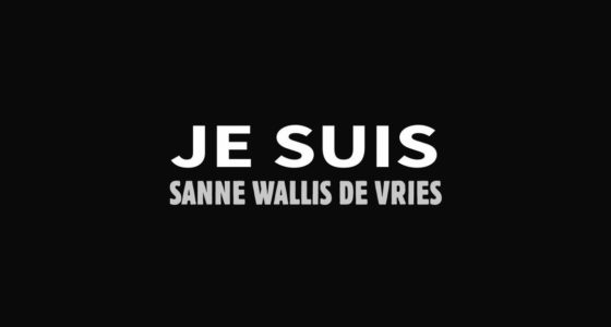 Je suis Sanne Wallis