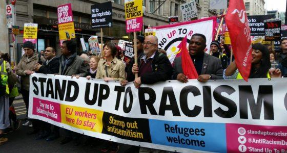 Verklaring IST over groeiende racistische hetze in Europa