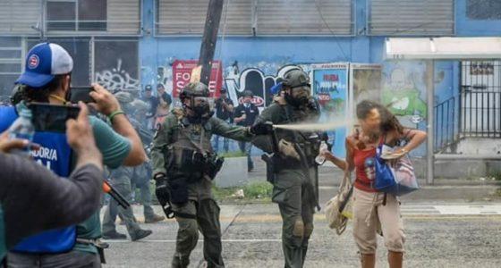 De aanvallen op leraren in Puerto Rico