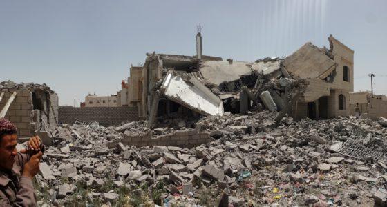 Saoedi-Arabië heeft westerse zegen in oorlog tegen Jemen