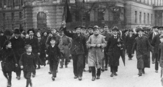 Duitsland 1918-1919: de verloren revolutie