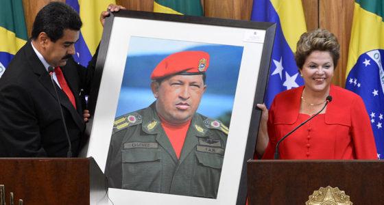 Dreigende coup in Venezuela