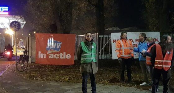 Acties in de metaal: tweedaagse staking Brabant- Limburg