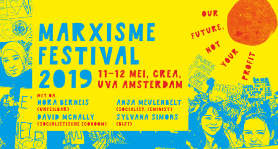 Website Marxisme Festival online