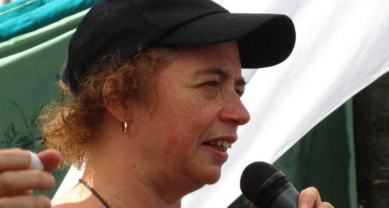 Celstraf activiste Joke Kaviaar: een aanval op ons allemaal