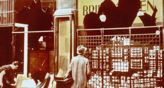 80 jaar Kristallnacht: Nooit meer voor niemand!