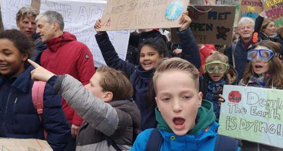 INGEZONDEN: Climate challenge