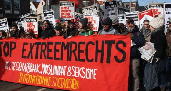 Oproep voor wereldwijde demonstraties tegen racisme en fascisme ter gelegenheid van de Internationale Dag tegen Racisme