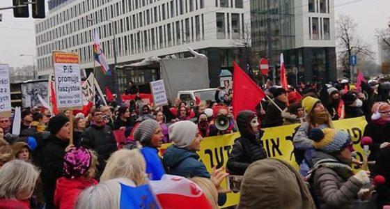 Massademonstratie in Polen illustreert normalisering extreem-rechts