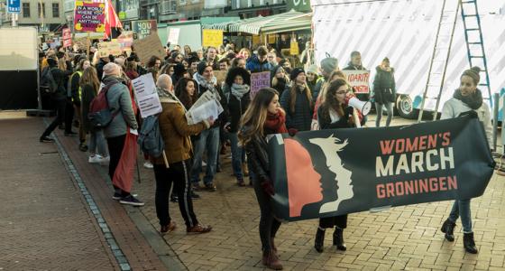 Groningen: 'Een andere wereld is mogelijk!'