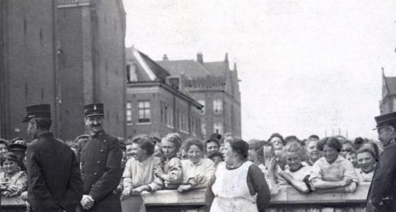 De laatste opstand? De Rode Week van 1918