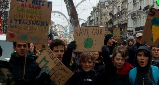 Tegen het klimaatakkoord – voor klimaatrechtvaardigheid!