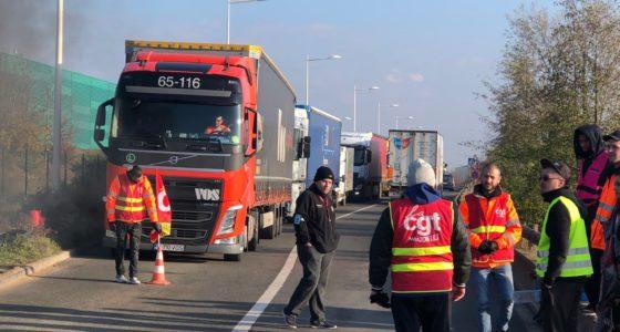 Politie pakt 'Gele Vesten' hard aan