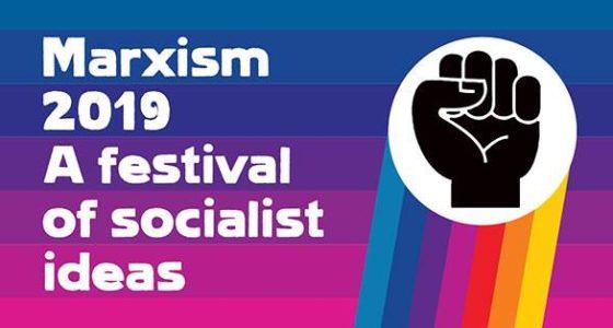 Marxism Festival 2019