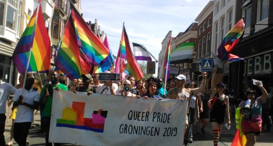 We are unstoppable, another world is possible <br />- Queerdemonstratie roept op tot actie