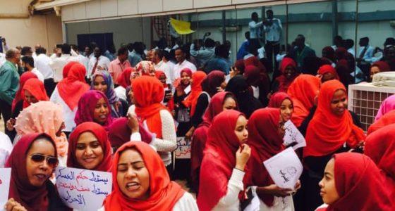 De Soedanese revolutie staat op een kruispunt