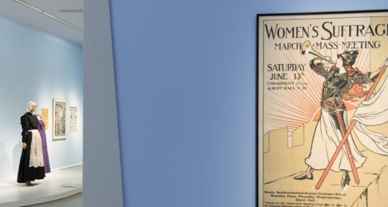 Veel blinde vlekken in tentoonstelling over vrouwenkiesrecht